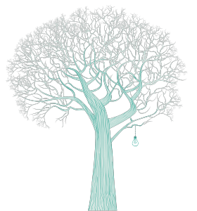 TreeWithLightbulb